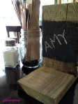 Jar - Table Number