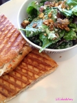 Jar - Turkey Panini & Jar Salad