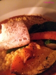 The Mahle House - Sablefish with Barley Risotto