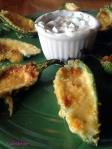 Baby Salsa - Stuffed Jalapenos
