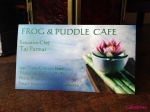 Frog & Puddle - Card