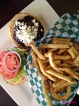 Frog & Puddle - Mango BBQ Burger