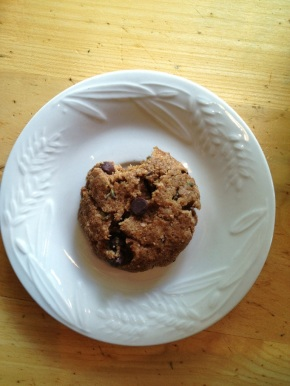 Thirsty Camel - Lavender Chocolate Chip Cookie